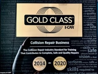 Rudy Schmid Achieves Gold Class Certification