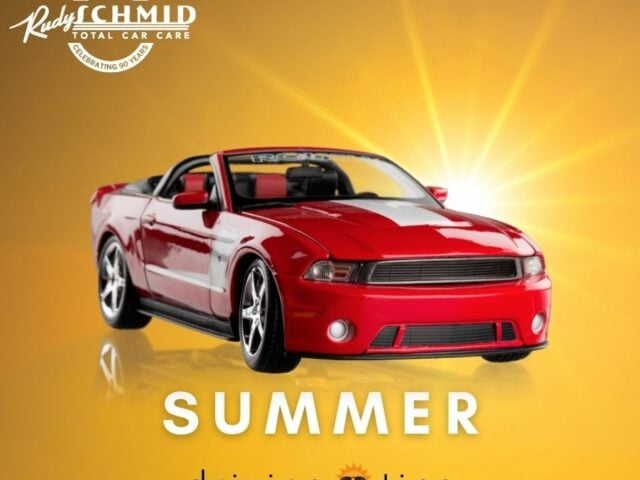 Summer Driving Tips from Rudy Schmid